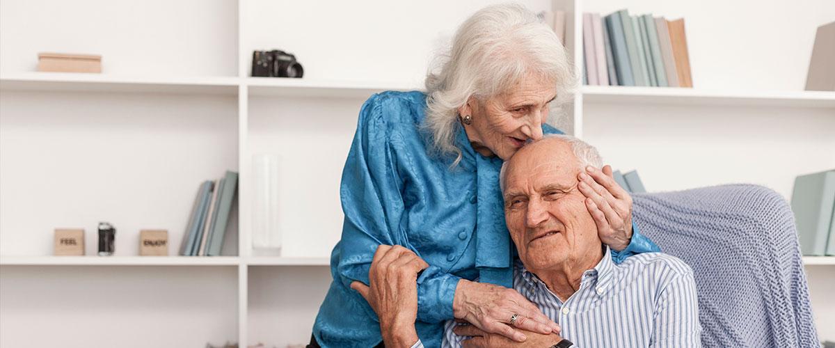 Asistencia del cuidador en la persona con dependencia