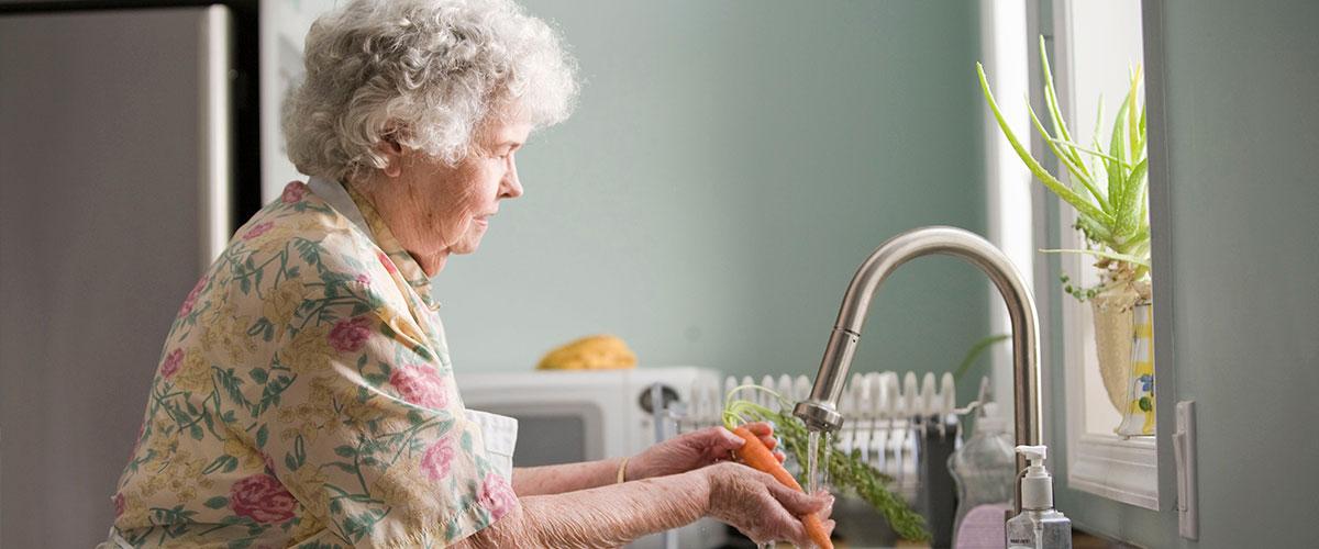 Envejecimiento más saludable para personas con diversidad intelectual