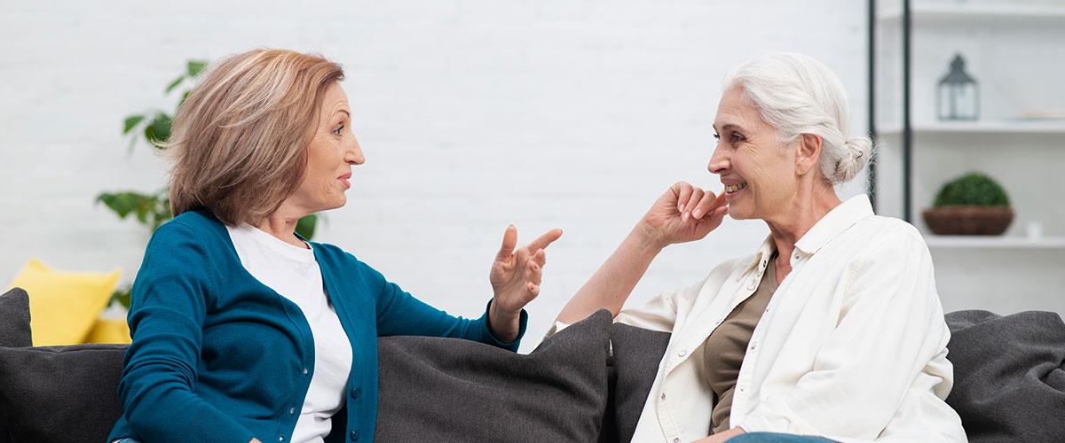 Consejos para mantener una buena comunicación con personas dependientes