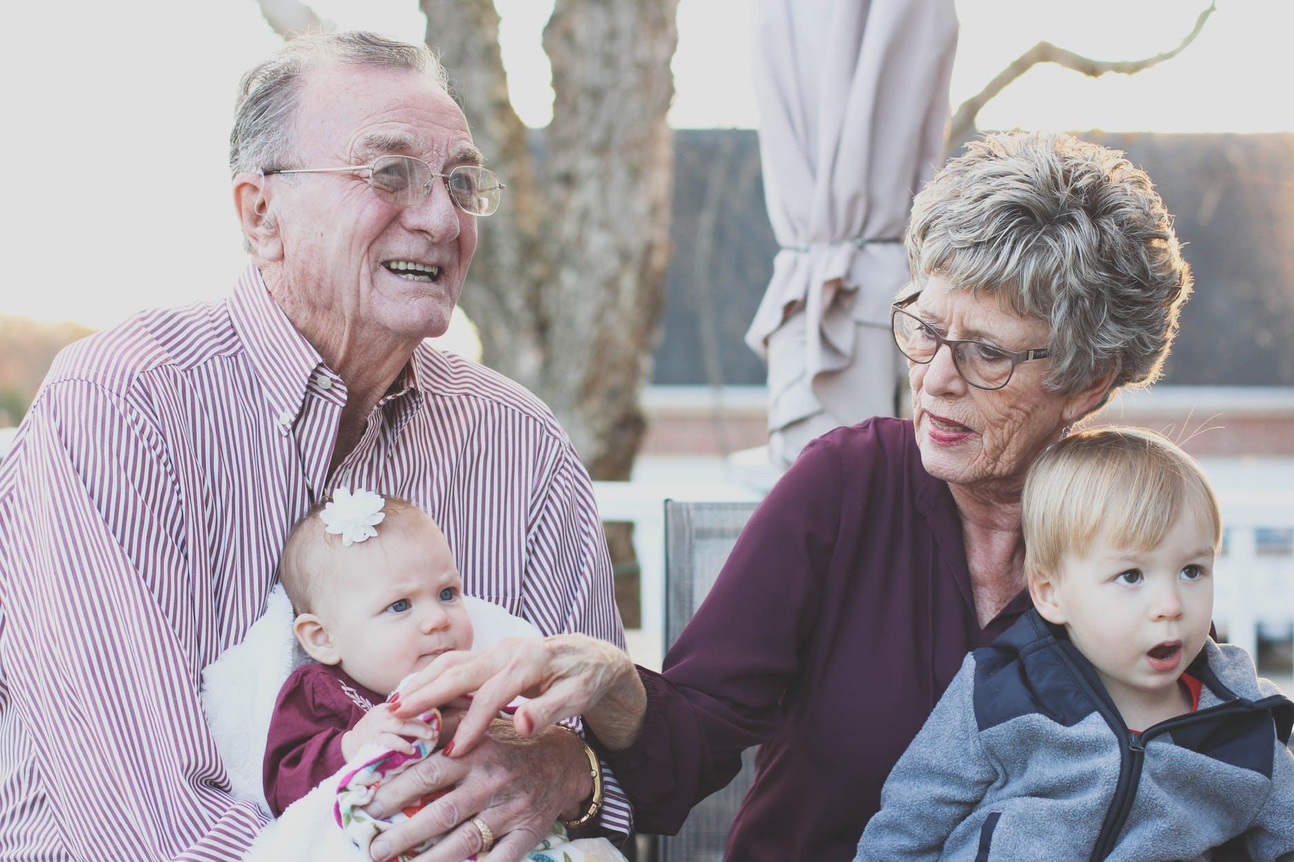 Limites en las tareas de una cuidadora de ancianos