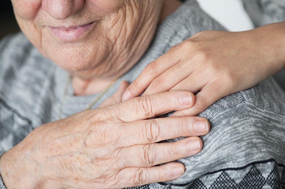 Cuidado de personas mayores en Alicante