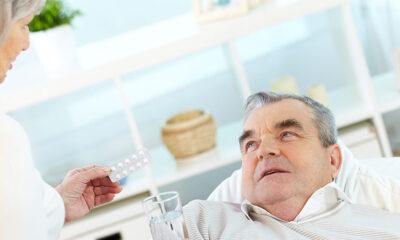 Síntomas de ictus en personas mayores