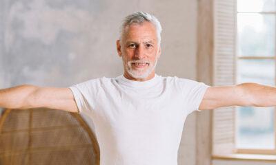 Ejercicios para personas mayores en casa