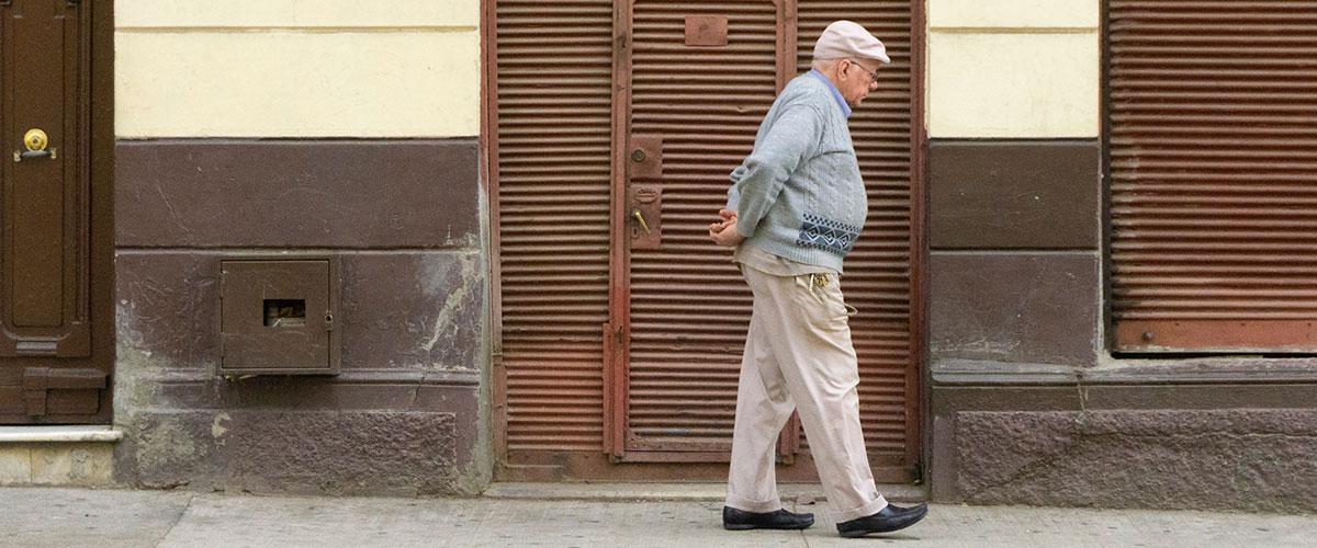 Evolución en el servicio de asistencia a mayores