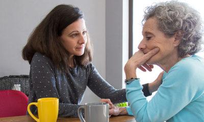 Qué hacer cuando una persona mayor no acepta cuidados