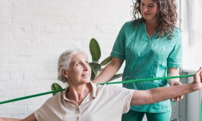 Sarcopenia en ancianos: tratamiento y prevención